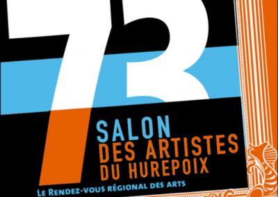 Nos artistes exposent au Salon du Hurepoix !