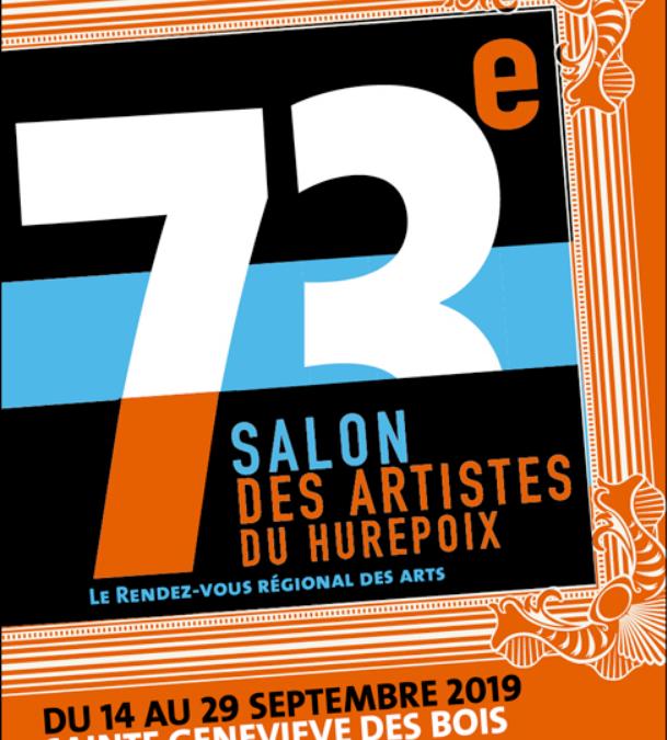 Actualités > Nos artistes exposent au Salon du Hurepoix !