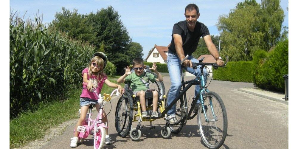 Actualités > Prime à l'achat pour les vélos adaptés